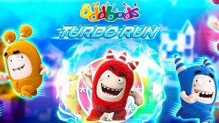 Oddbods Turbo Run | Android Gameplay | Friction Games