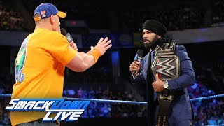 Dream match next week to determine Mahal's SummerSlam challenger: SmackDown LIVE, July 25, 2017