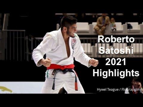 Roberto Satoshi Souza BJJ Highlights 2021 [HELLO JAPAN]