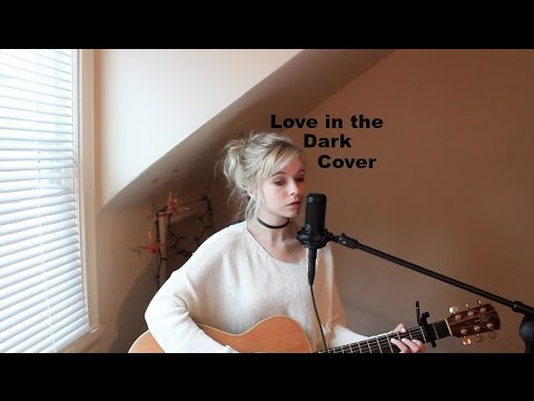 Love In The Dark - Adele (Holly Henry Acoustic Cover)
