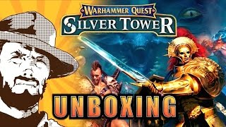 FFH Unboxing: Warhammer Quest Silver Tower