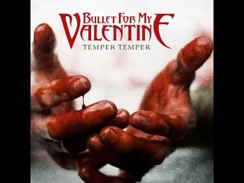 Bullet For My Valentine Temper Temper Deluxe Edition