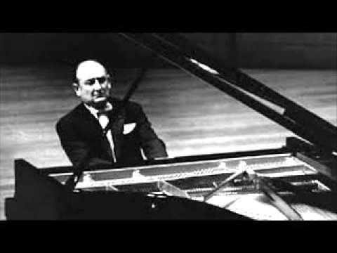 spirituale abbraccio Faringe  Grandi pianisti: Nikita Magaloff | Pescini.com