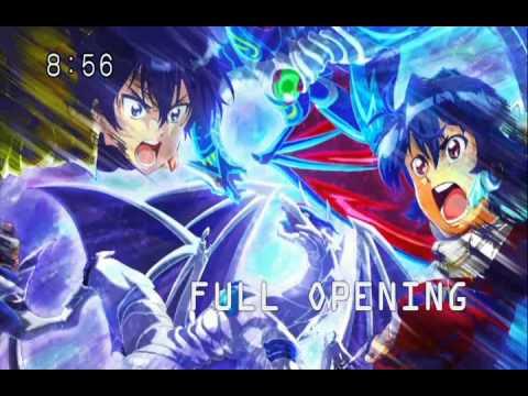 Cross Fight B-Daman FULL Opening
