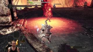 Dark Souls 2: SotFS - No Roll/No Shield Run (Pt. 6)