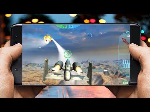 أفضل ألعاب أندرويد لهذا الاسبوع ! لعبة حربية قتال الطائرات لن تصدق أنها تعمل على الهواتف !