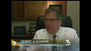 Dr. George Alexander Plastic Surgeon In the News Thumbnail