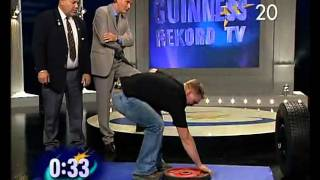 Guinness World Records - flip