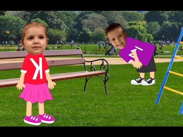 Мисс Кэти и Мистер Макс Все серии Подряд Новая серия 2016 мультик для детей Mister Max Miss Katy