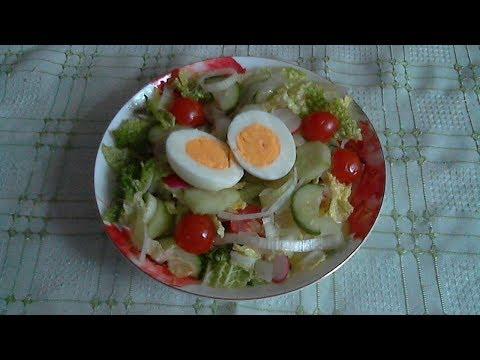 ФИТНЕС-ЦЕЗАРЬ: Ужин на диете // Diet to Lose Weightиз YouTube · Длительность: 56 с
