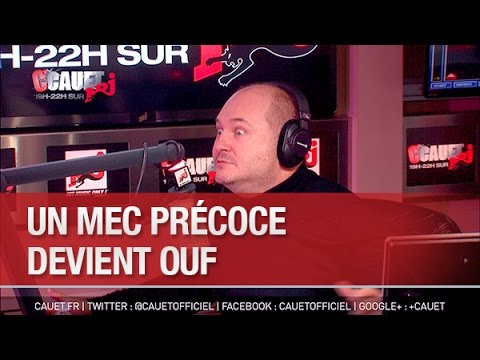Download Un mec précoce devient ouf - C'Cauet sur NRJ