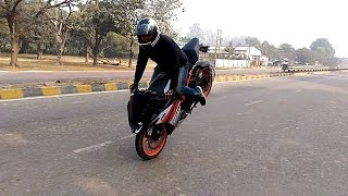 2017 new KTM 200 rc stunt and full review specification new Features new technology in hindi
