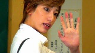 花組】「はいからさんが通る」お稽古の入り◆宝塚歌劇2017.9.28
