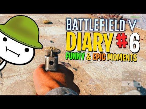 Not My Brightest Idea | BFV Diary #6 - Battlefield V thumbnail