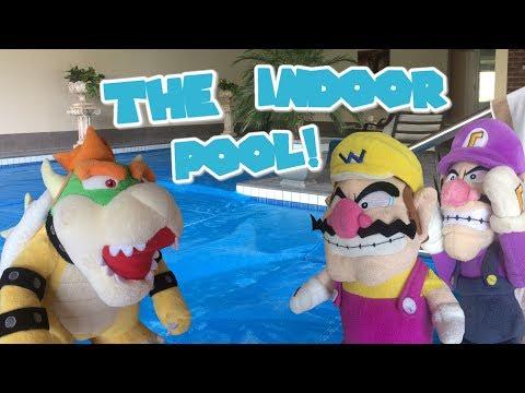 The Indoor Pool!