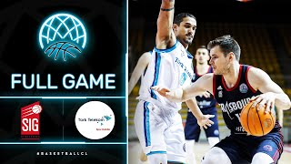 SIG Strasbourg v Türk Telekom - Full Game | Basketball Champions League 2020/21
