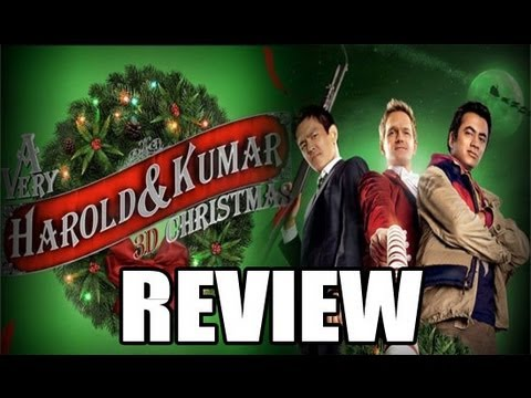 IGN Reviews - A Very Harold & Kumar 3D Christmas Movie