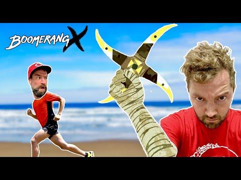 I'M A BOOMERANG NINJA MASTER (Boomerang X) |