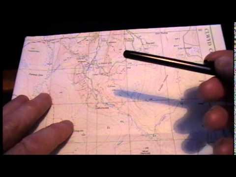 Measuring Map distances # 1