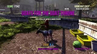 Doctor13 plays goat simulator
