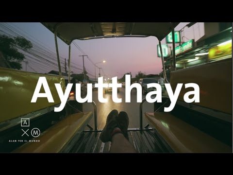 Ayuthaya   Tailandia #9