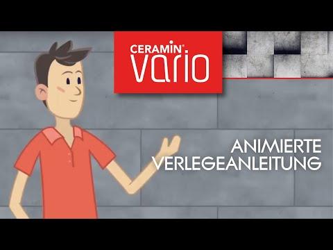 Fliesen renovieren - so einfach geht's mit CERAMIN Vario