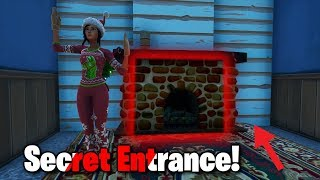 Fortnite Creative - How To Create the ULTIMATE Secret Entrance (Updated w/Chapter 2)
