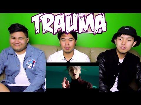 SEVENTEEN HIP-HOP TEAM - TRAUMA MV REACTION (FUNNY FANBOYS)