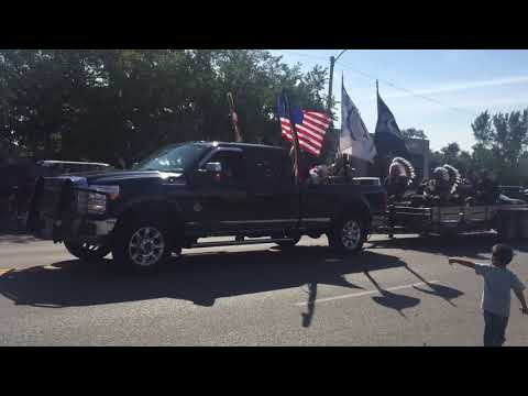 Cheyenne River Sioux Tribe Parade 2018