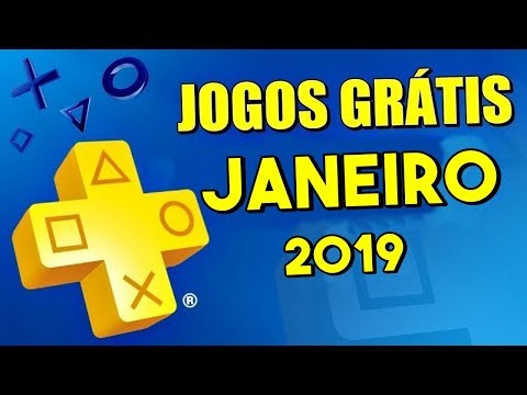 JOGOS GRÁTIS PSN PLUS JANEIRO 2019 - SERÁ ESSES ?