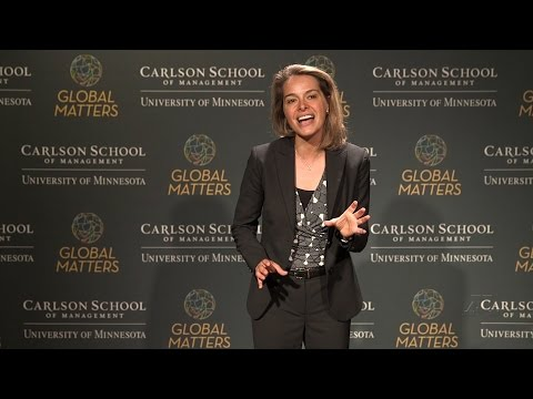Erin Meyer: Retaining Authenticity Working in Foreign Countries - Global Matters