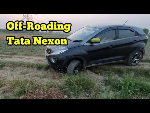 Tata Nexon Off Roading Test..