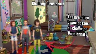 Qui a déjà rempli son aspiration ? Sims 4 Challenge Pensionnat