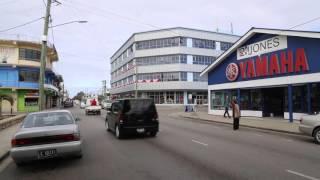 Tonga Tongatapu Nuku'alofa centre ville / Tonga Tongatapu Nuku'alofa City center