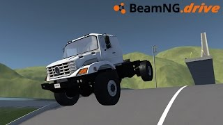BeamNG.drive - BIGGEST JUMP EVER