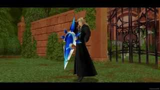 Kingdom Hearts II Final Mix [Part 29 ~ Agrabah 02 ~ Genie Jafar / Absent Silhouette: Vexen]