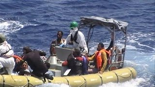 Hundreds Feared Dead in Migrant Boat Capsizing