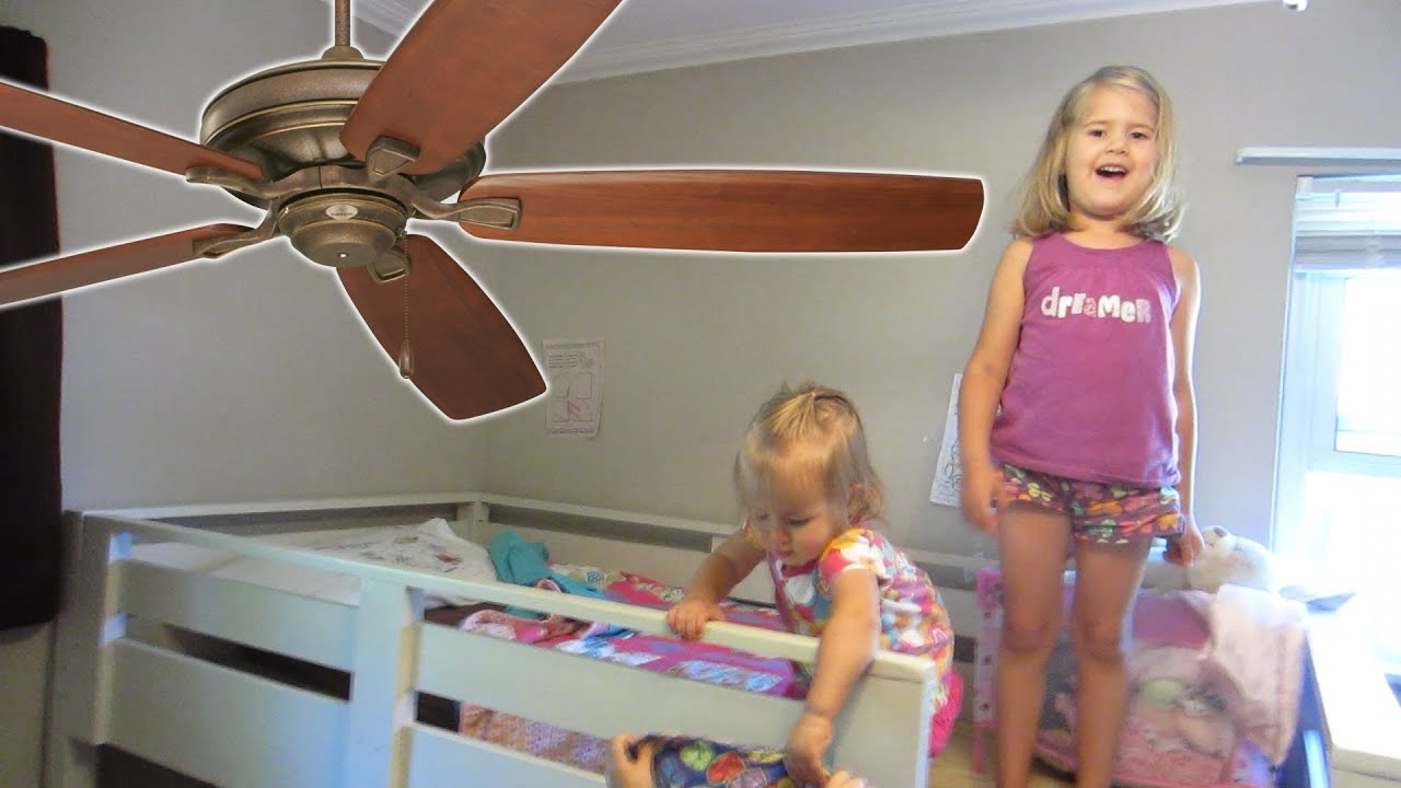 Chopping Heads With Ceiling Fans Youtube
