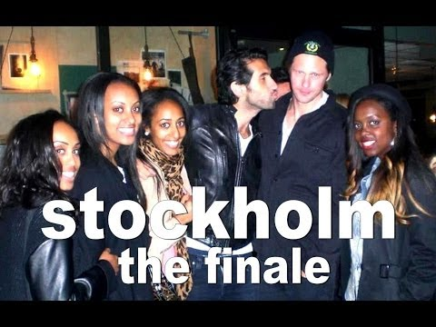 STOCKHOLM [part 4 of 4] | Partying w/ Alexander Skarsgård + I Was Nearly Kidnapped!