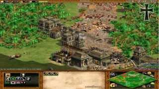 Age of Empires II - 15ª Partida Multijugador En Línea - Juan Cruz, Nacho y Fede