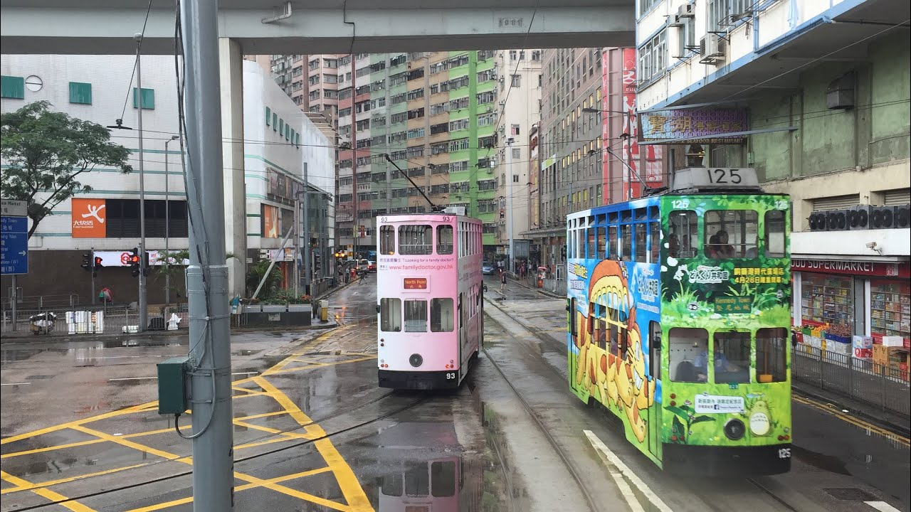 how to pay for hong kong tram