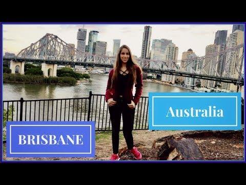 Llegando a Brisbane - Queensland - Australia. Acompáñame!