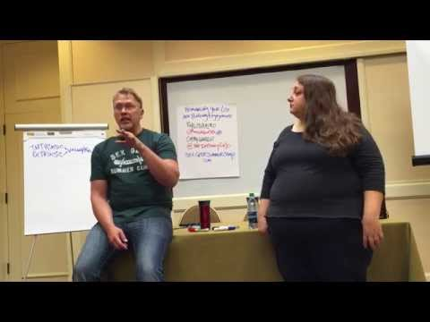 How to Romance Your List And Build Engagement - Woodhull Sexual Freedom Summit '15