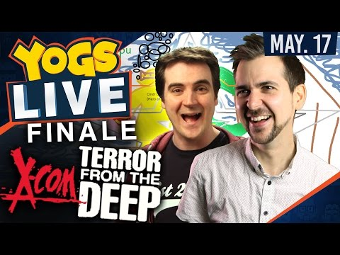 TERROR FROM THE DEEP FINALE! [15] - Lewis & Ben Save The Wor