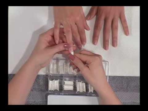 IBD Acrylic Nails Step by Step Tutorial | www.Nailsrus.ca