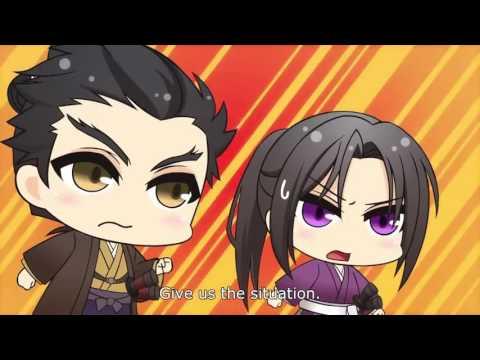 Hakuouki: Otogisoushi Episode 3 (subbed)