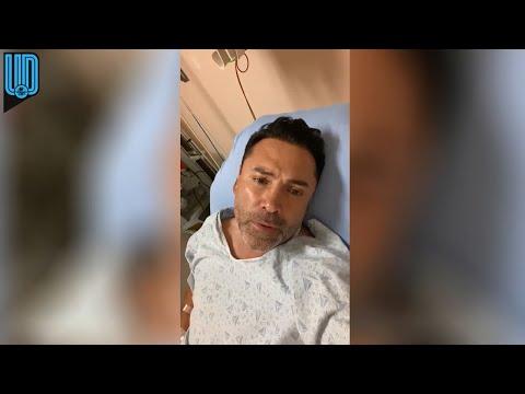 Download Óscar de la Hoya está hospitalizado por Covid-19