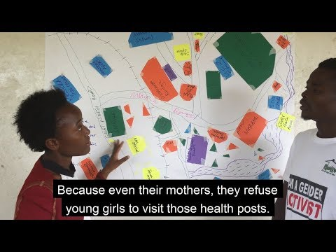 Young people talk about barriers to sexual health in rural Zambia (video 2)