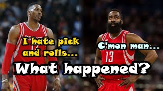 The Truth Between James Harden & Dwight Howard In Houston