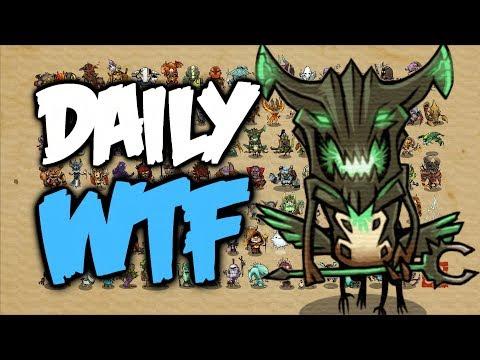 Dota 2 Daily WTF - Its a Trap